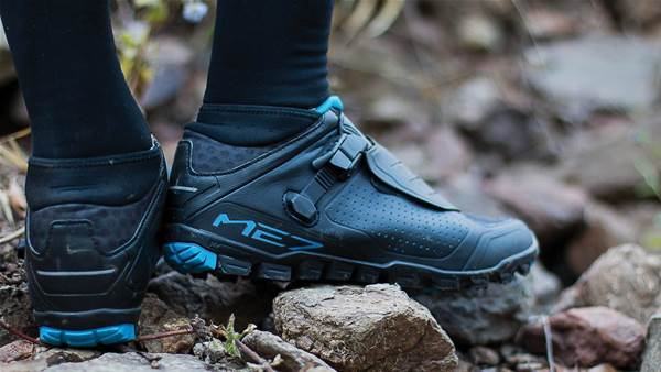 TESTED: Shimano ME7 mountain bike shoes