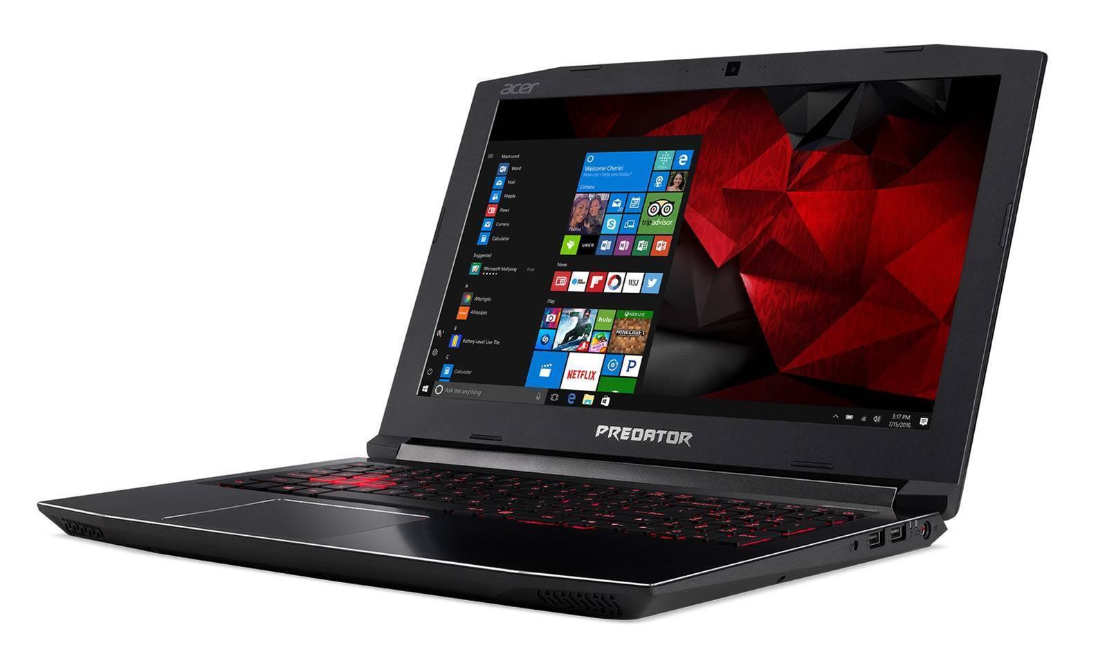 Acer's Predator Helios 300 laptop launches in Australia