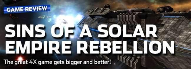 Sins of a Solar Empire: Rebellion review - epic 4X fun!