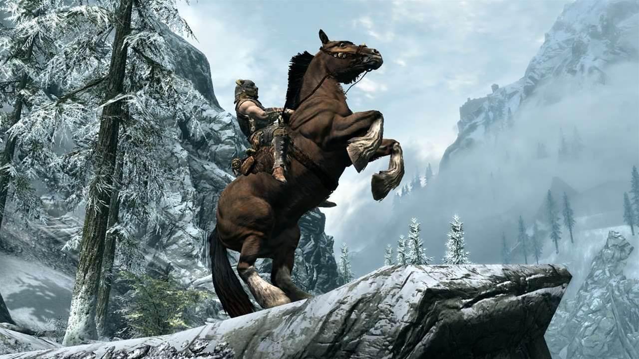 Mount up! Skyrim set to receive mounted combat