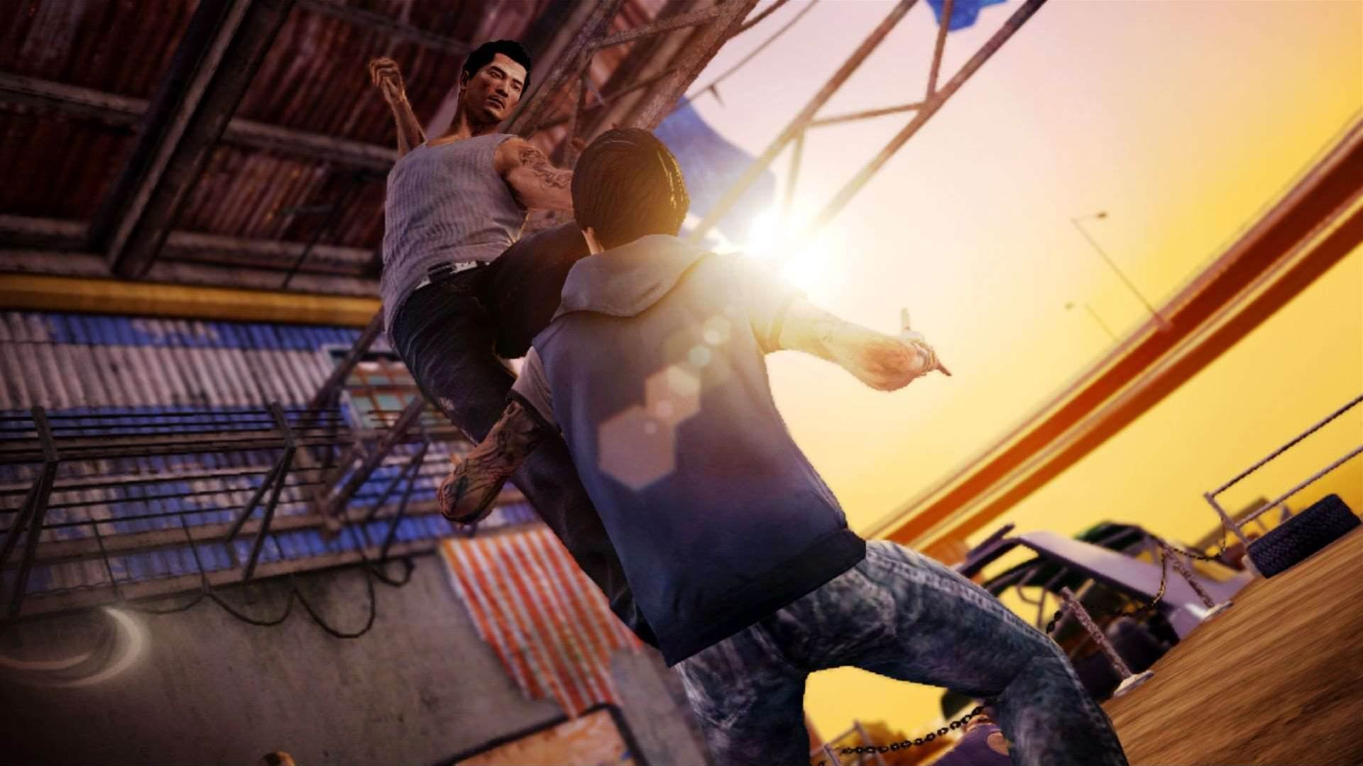 Sleeping Dogs combat trailer hints at classification woes