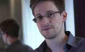 Snowden downloaded NSA secrets while working for Dell