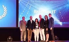 Brennan IT wins Sophos award