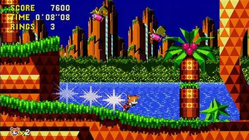 Sonic CD 2011 - same old Sonic...