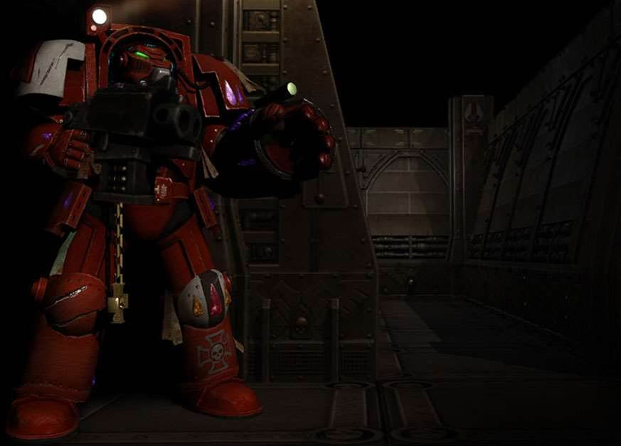 Classic boardgame Space Hulk coming to iOS, Mac and PC