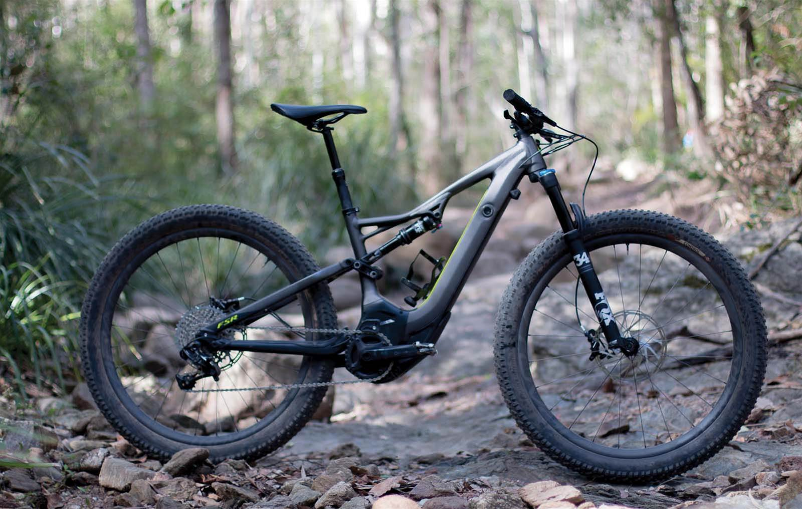 TESTED: Specialized Turbo Levo FSR Short Travel Comp
