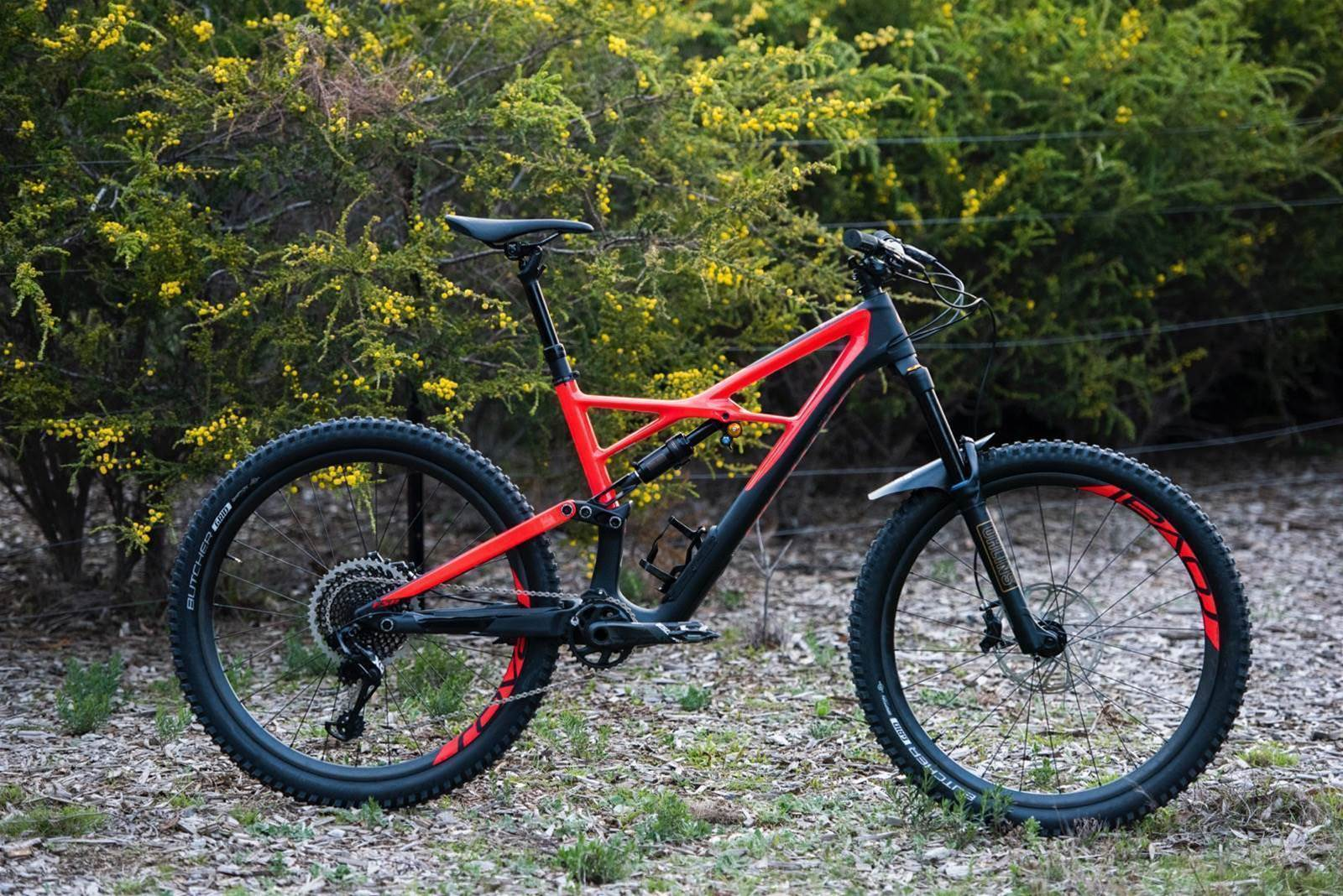 Specialized Enduro 2018: first ride