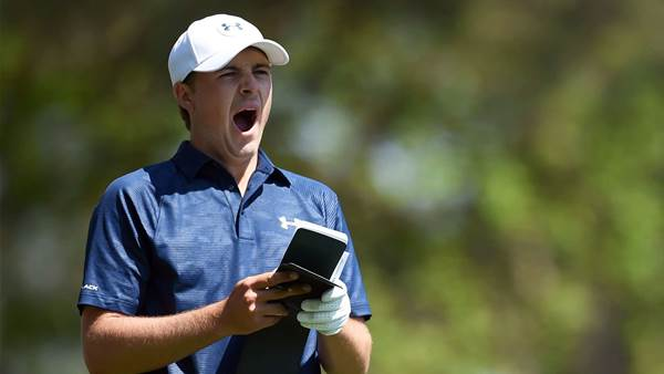 Opinion: Too much golf? Not a chance