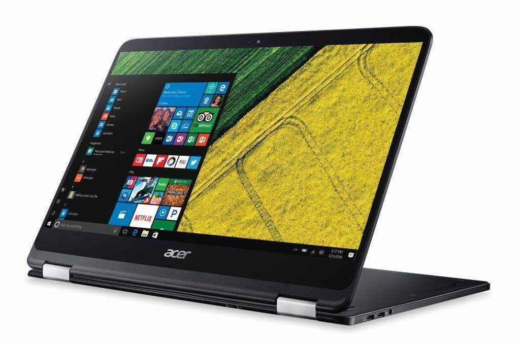 Review: Acer Spin 7 convertible laptop