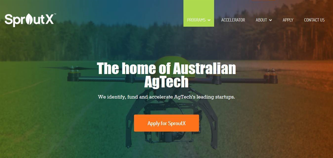 Agtech hub picks first seedlings