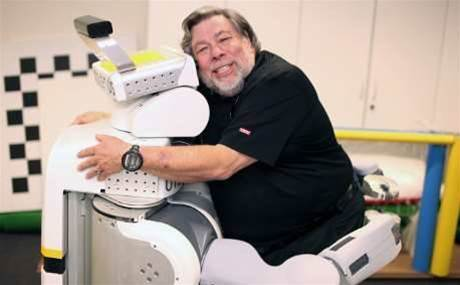 Steve Wozniak becomes UTS professor