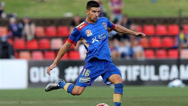 Jets want Ugarkovic to stay