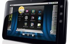 """CES: Dell launches """"super-charged"""" Streak tablet"""