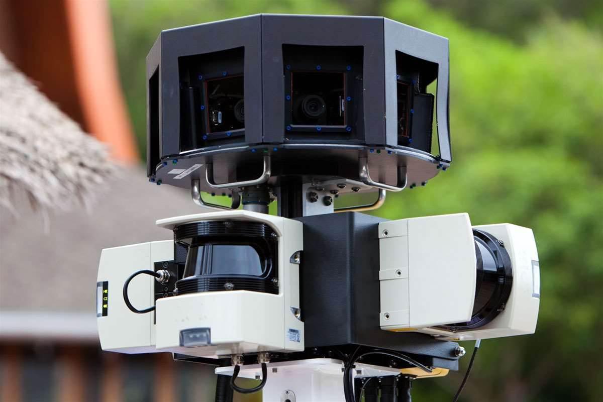 Google wipes Street View data, guts cars