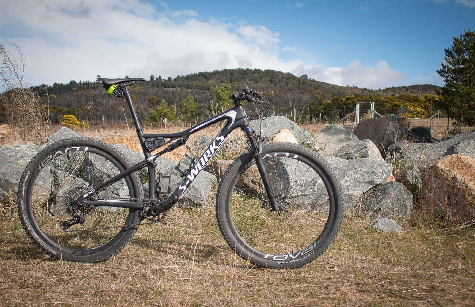 Bike Check: Garry James' 2018 Specialized Epic S-Works