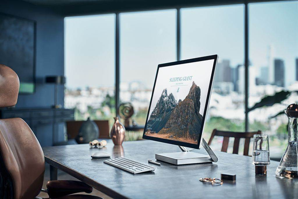 Review: Microsoft Surface Studio all-in-one PC
