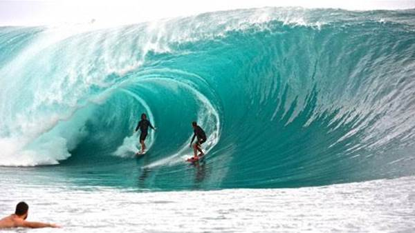 Surfing's Filthy Habits