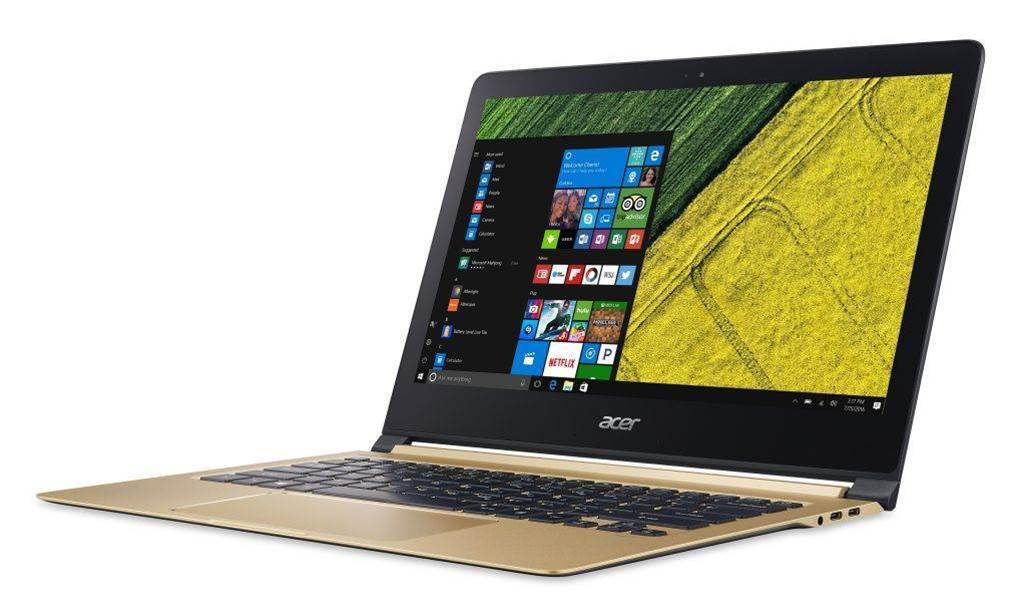 Review: Acer Swift SF713-51 is a smooth operator
