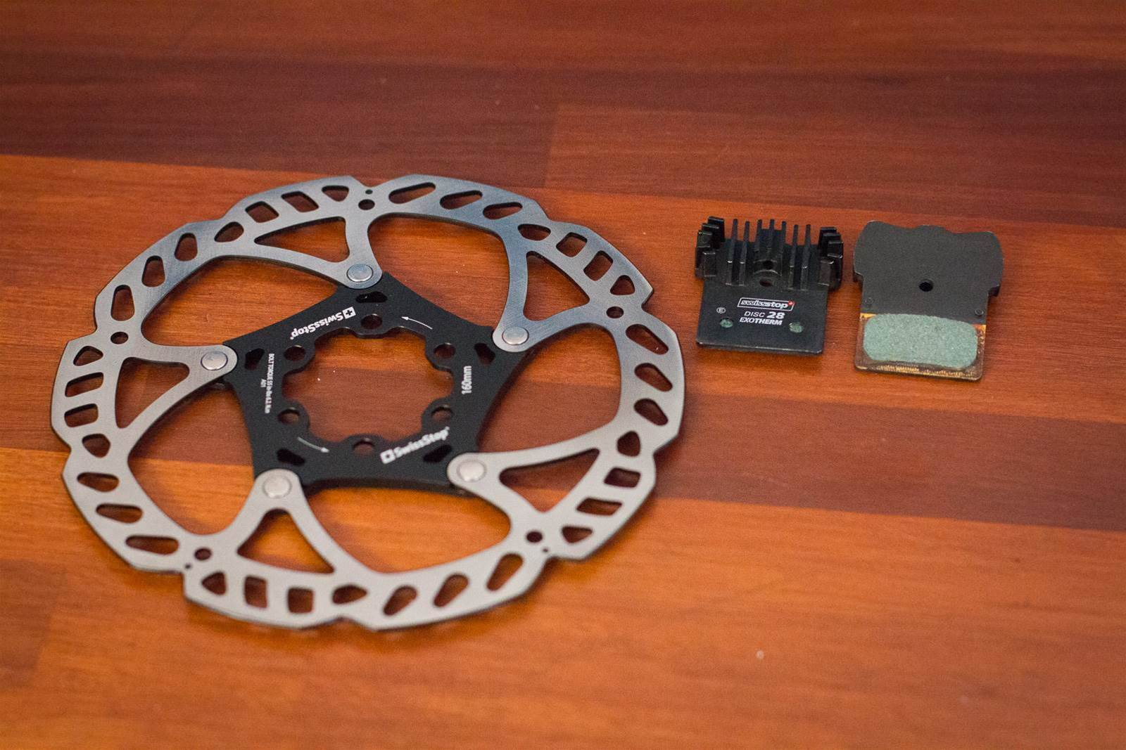 FIRST LOOK: SwissStop Catalyst rotors
