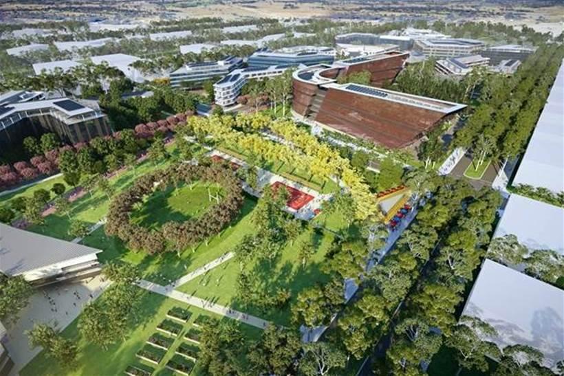 Urban innovation hub earmarked for Western Sydney