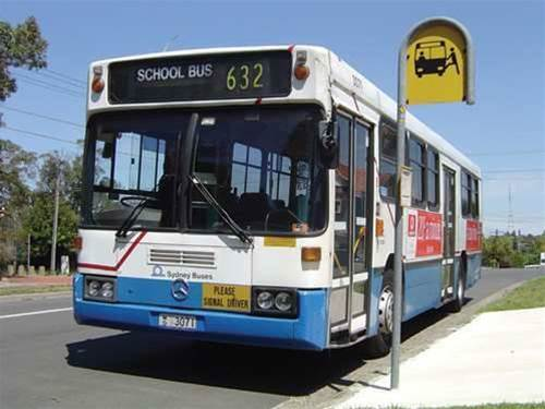 Sydney and Melbourne bus commuters miss out on Google's new trick