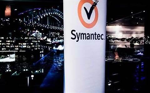 Symantec global channel chief departs