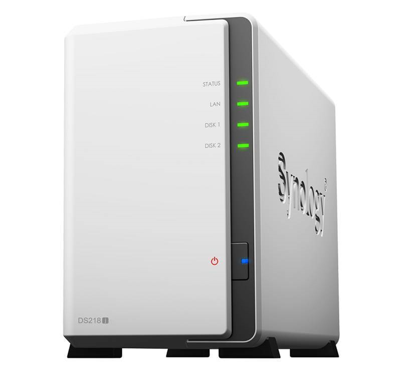 Synology updates entry-level NAS range