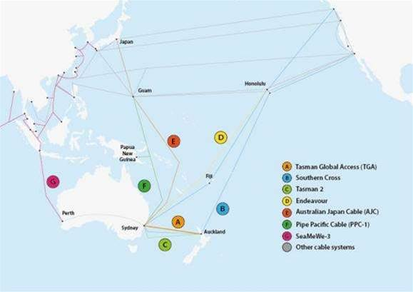 Australia and NZ to get new subsea cable