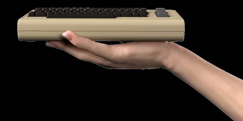 Cassette boys and SID fanatics rejoice: The C64 Mini will bring back Commodore's classic computer