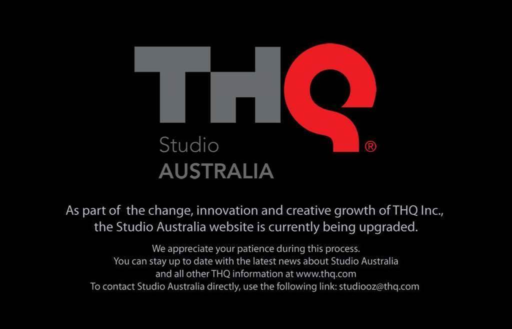 Could THQ be on the edge of ruin? Rumours say 'yes'...