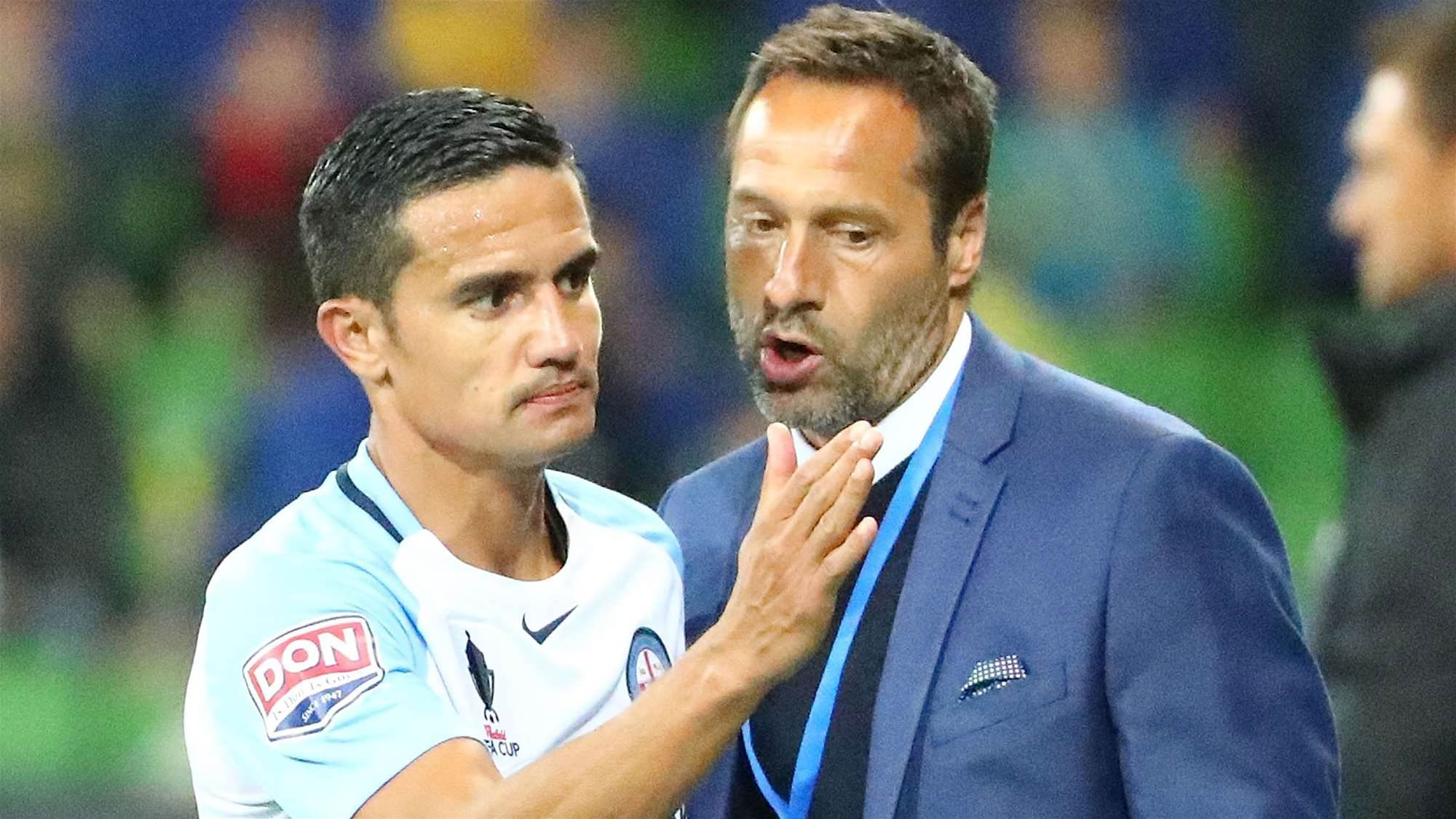 JVS: Cahill and Bruno can soar together
