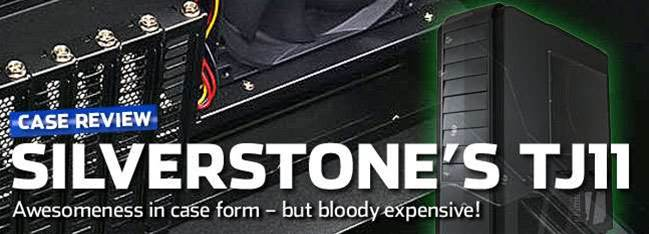 Silverstone's Temjin Series TJ11 is epic