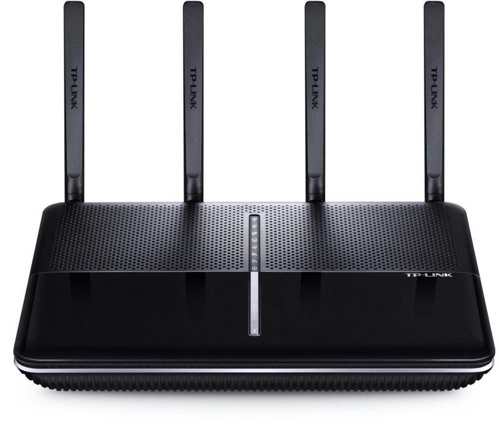 Review: TP-Link Archer C3150 AC3150 router