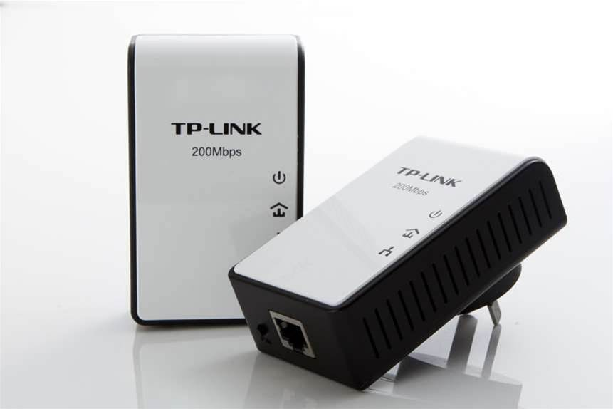 Product Brief: TP-Link AV200 Mini Powerline Starter Kit