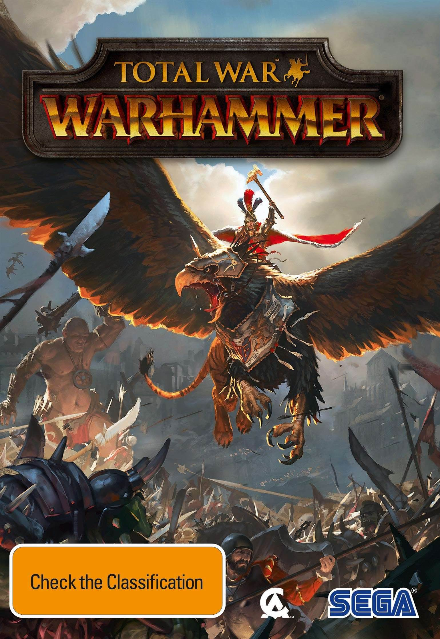 Total War: Warhammer delayed by one month
