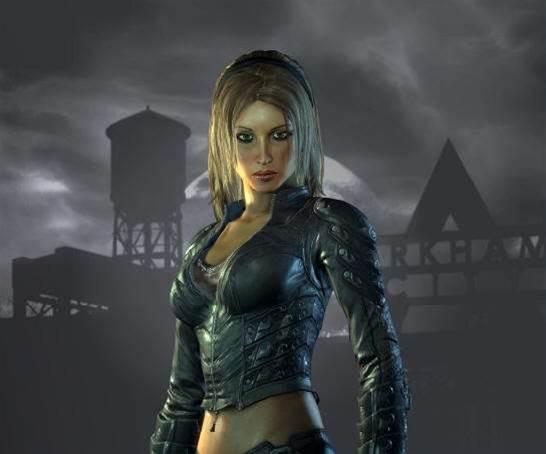 Stana Katic to voice Talia al Ghul in Batman: Arkham City