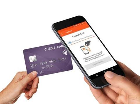 Use your phone to accept card payments with Tap2App