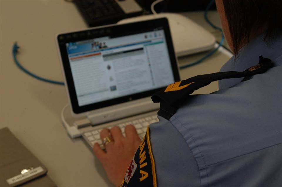 Tasmania Police beats NT to full tablet rollout