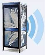 Telecom NZ builds phone booth Wi-Fi for 3G offload