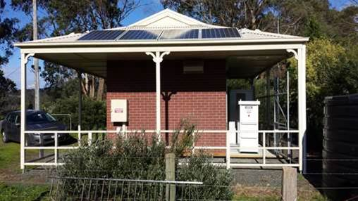 Telstra tests solar fuel cell for backup power