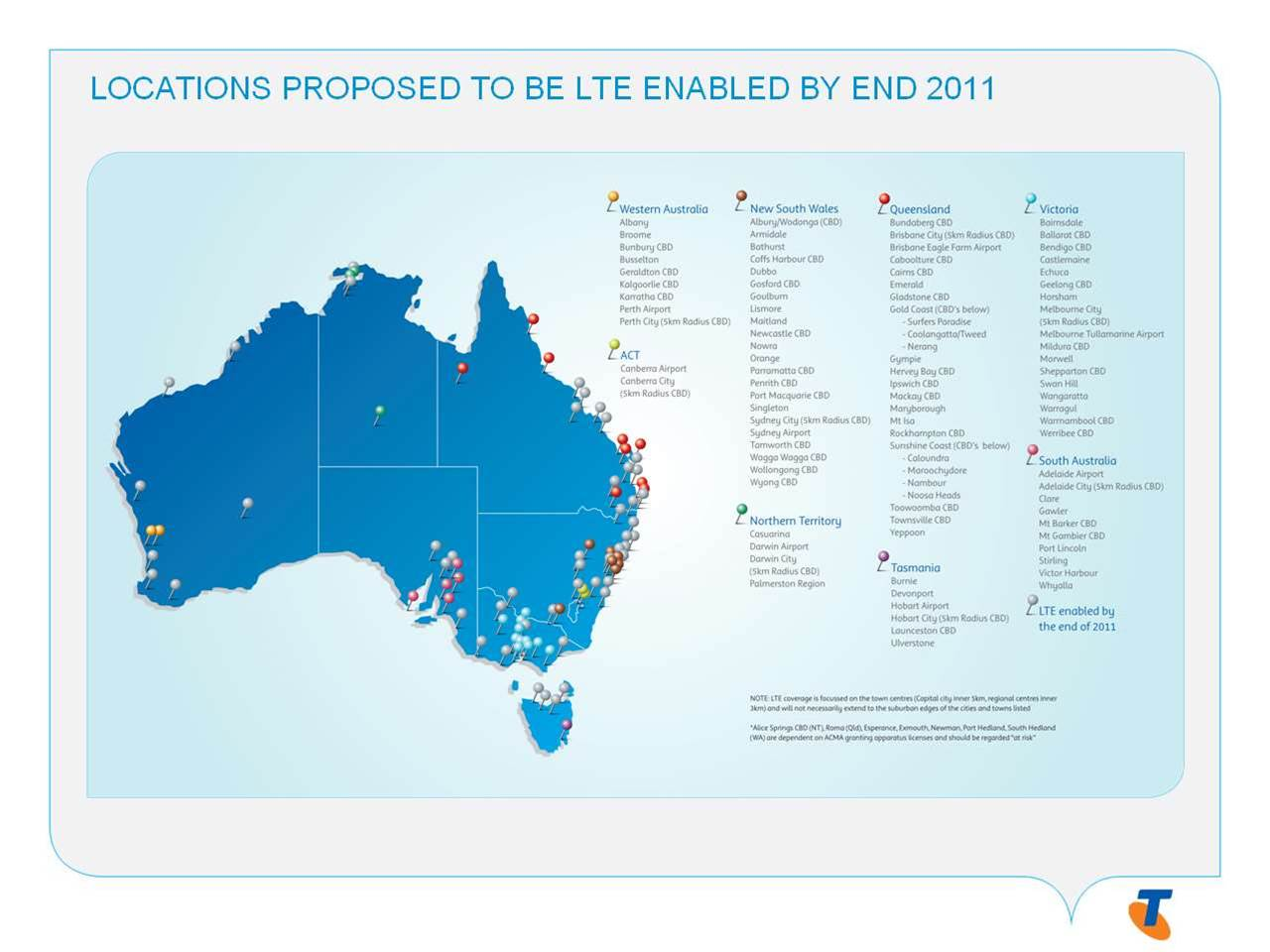 """Telstra """"4G"""": where will you be able to get it?"""