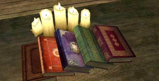Read Skyrim's many books - on the go!