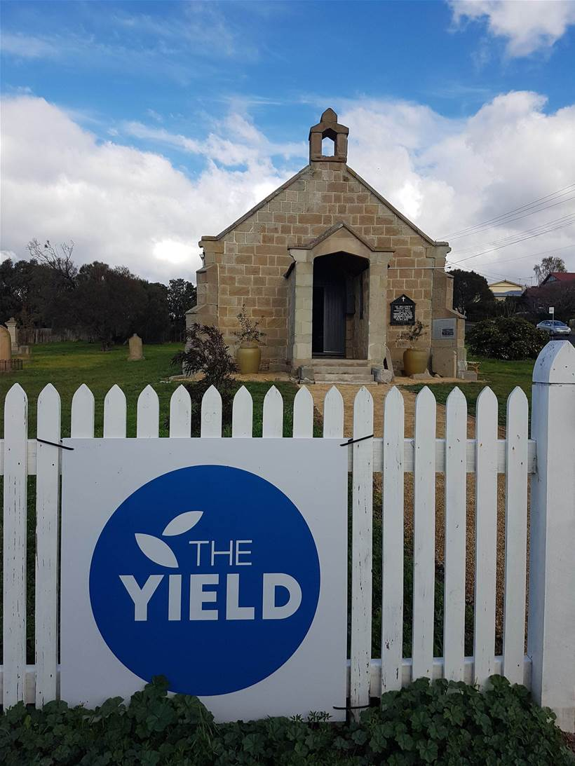 The Yield secures big business support