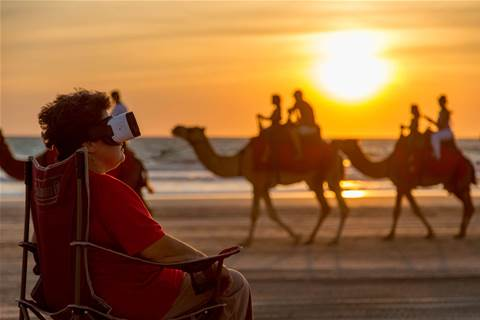 Myer, eBay trial virtual reality retailing