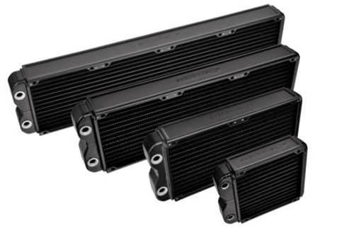 Thermaltake launches swathe of Pacific series radiators