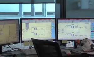 Video: Inside Victoria's desalination plant control centre