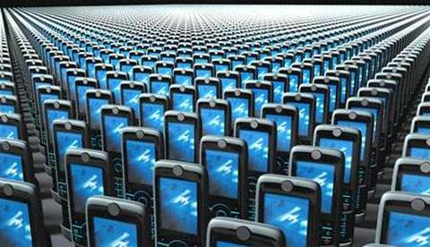 Mobile apps 'snooping' on users