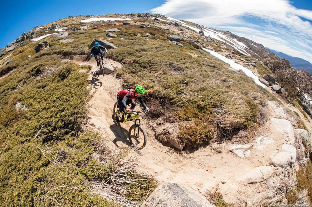 Welcome to Thredbo - the home of gravity riding