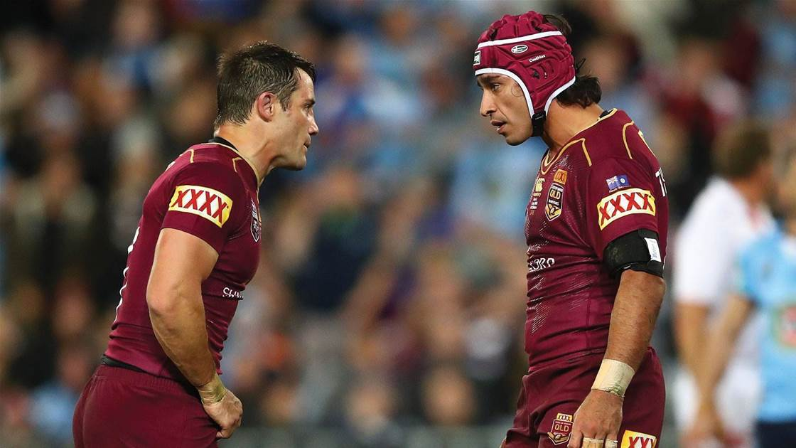 Cronk shares how he and JT work their Origin magic