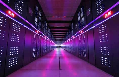 Chinese supercomputer holds on to top spot